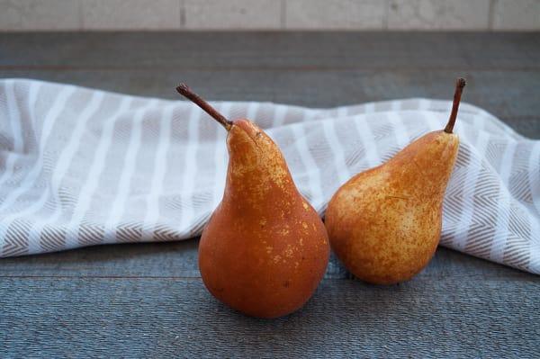 Organic Pears, Bosc - BC/WA