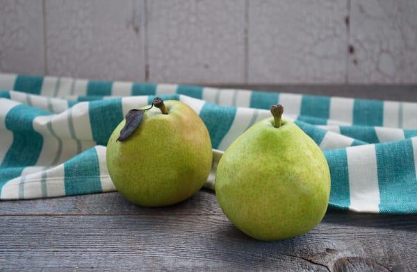 Organic Pears, Danjou - Red