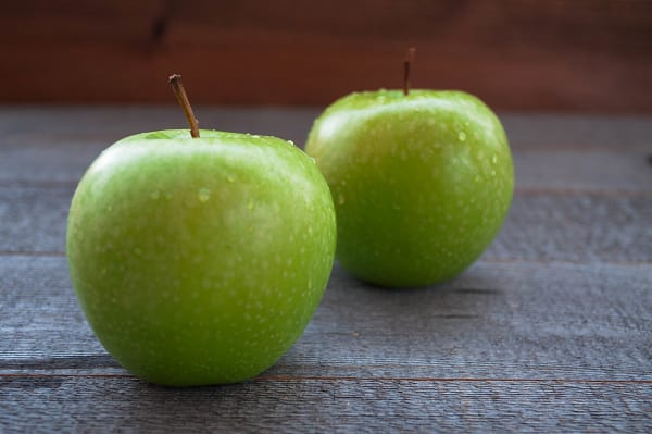 Local Organic Apples, Granny Smith