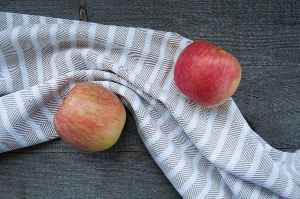 Organic Apples, Ambrosia