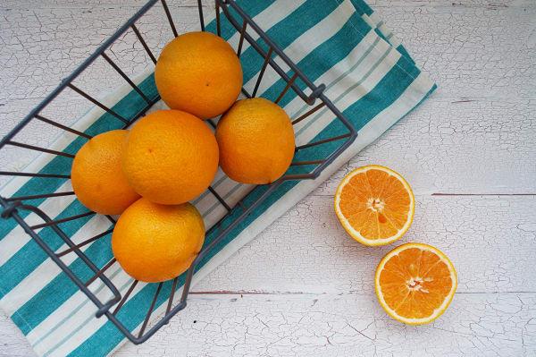 Organic Oranges, Bagged Valencia