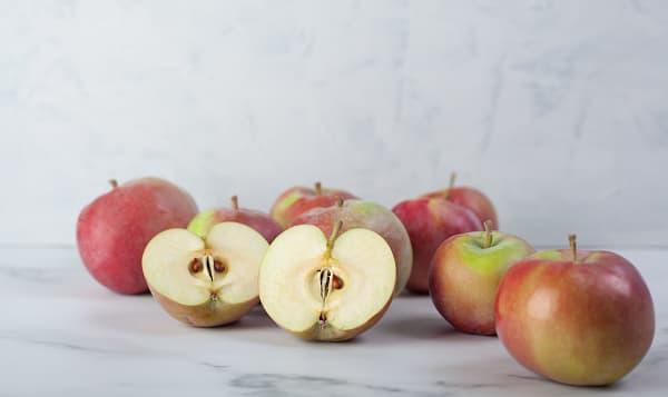 Local Organic Apples, McIntosh