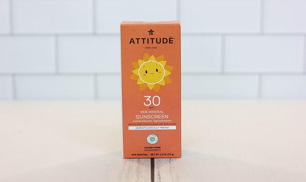 Mineral Sunscreen SPF 30 Baby & Kids - Vanilla Blossom