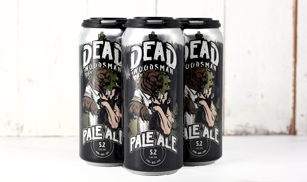 Dead Woodsman Ale