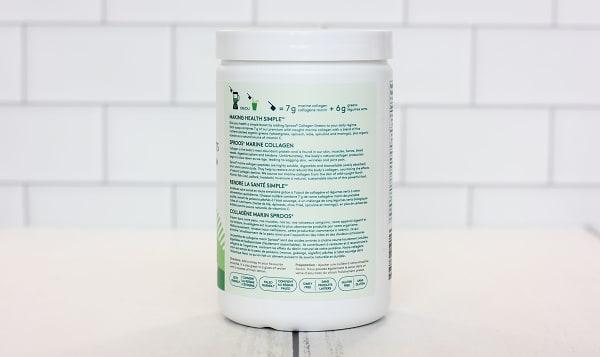 Collagen Greens - Unflavoured