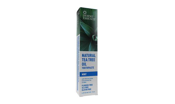 Tea Tree Oil Toothpaste - Mint