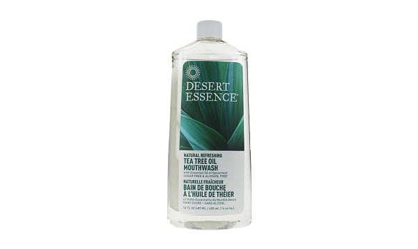Tea Tree Mouthwash - Spearmint