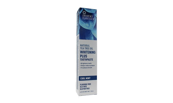 Whitening Plus Toothpaste - Cool Mint