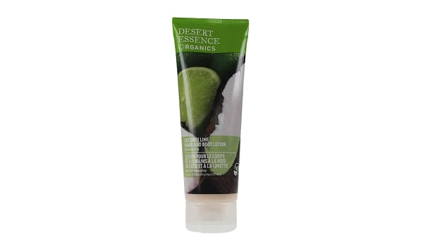 Coconut Lime Hand and Body Lotion