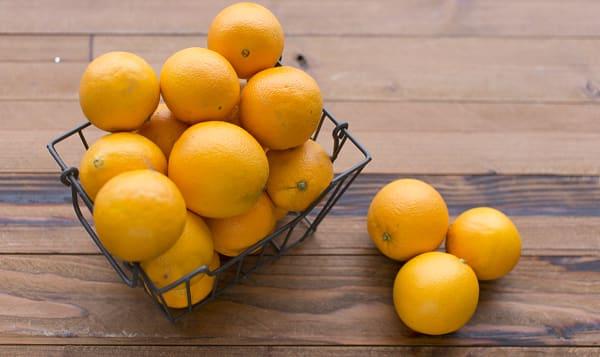 Organic Oranges, Navel 10 lbs