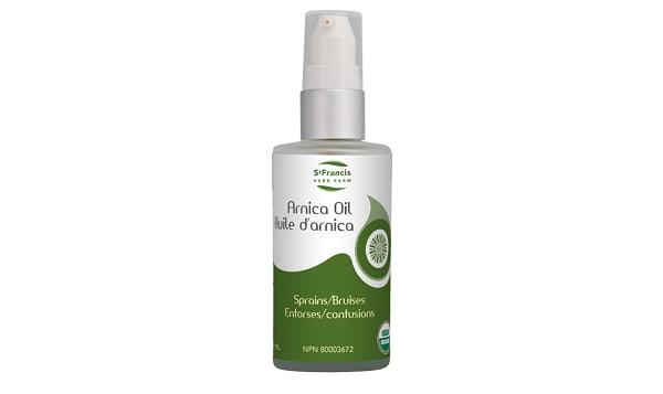 Organic Arnica Oil