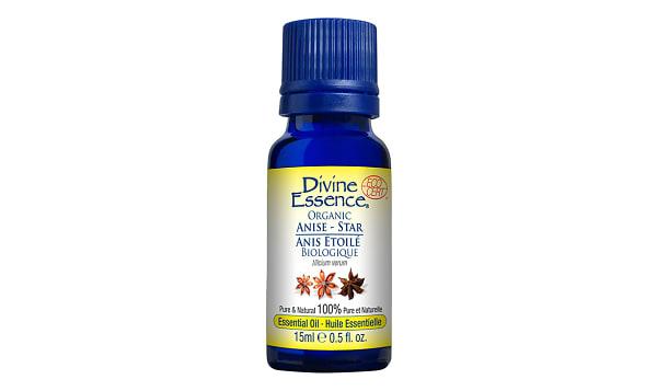 Organic Anise - Star