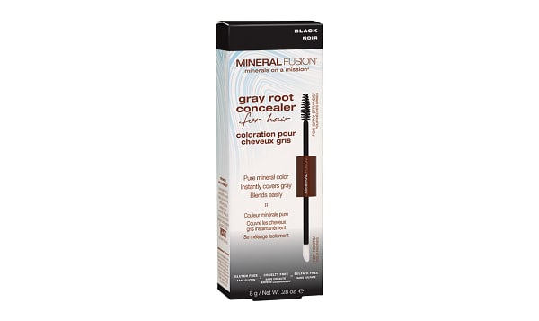 Gray Root Concealer - Black