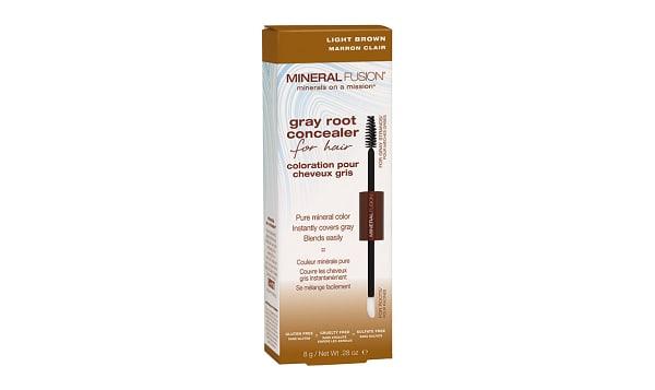 Gray Root Concealer - Light Brown