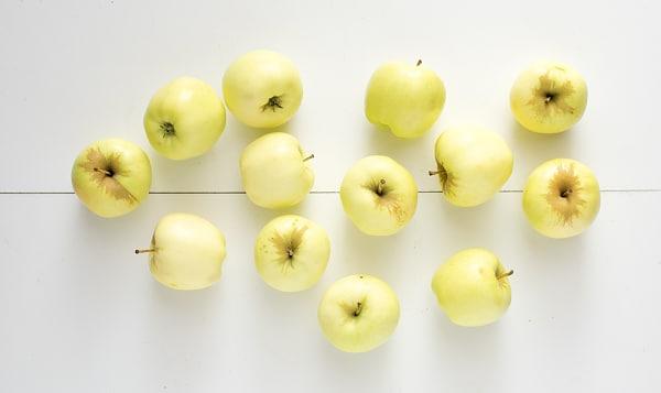 Local Organic Apples, Bagged Silken