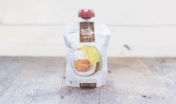Organic Super Blends Banana, Pumpkin, Pear & Coconut
