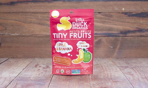 Organic Tiny Fruits - Apple Banana