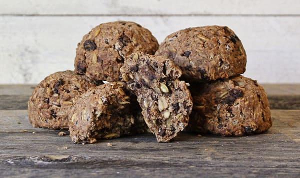 Trail Monster Cookies
