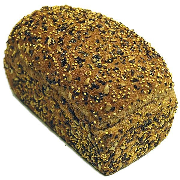 Seedy Bread - sliced