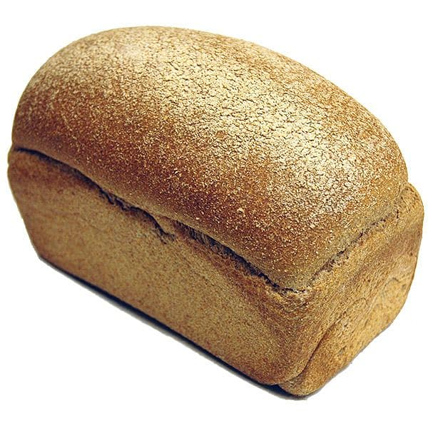 Whole Wheat Bread - sliced