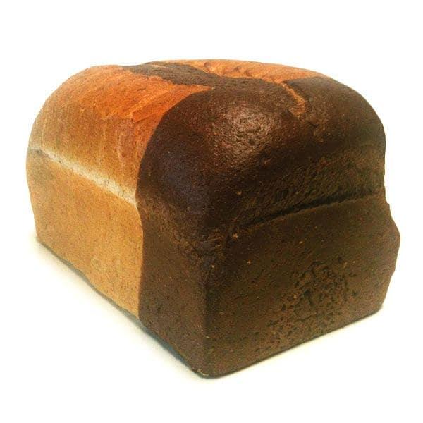 Portofino Marbled Rye Loaf - Sliced