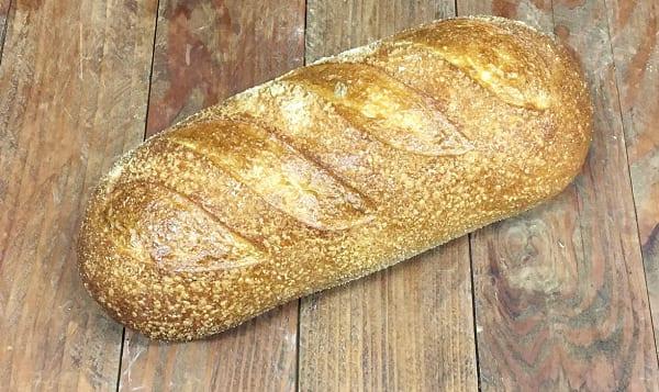 Artisan Peasant Loaf