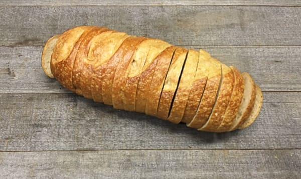 Artisan Sourdough Loaf - Sliced