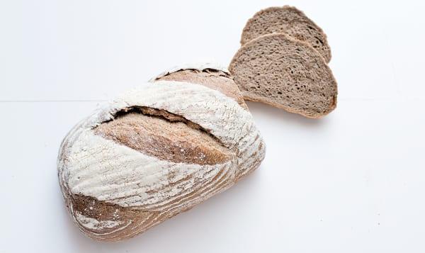 Dark Rye Bread, Unsliced