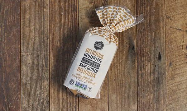 Gluten Free Seeds & Grains Loaf