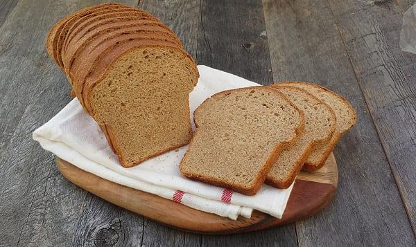 Organic Spelt Bread Sliced Bread
