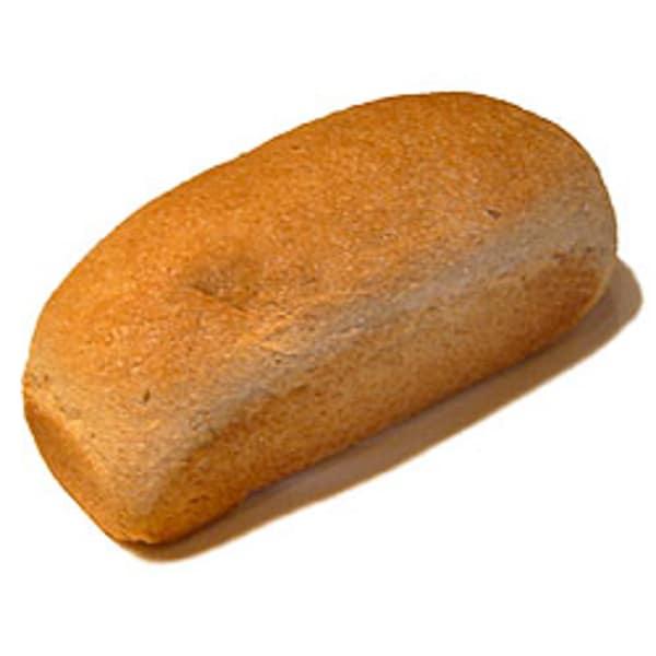Organic Honey Whole Wheat Unsliced Bread