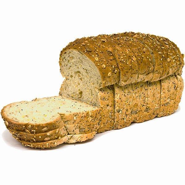 18 Grain Sliced Bread