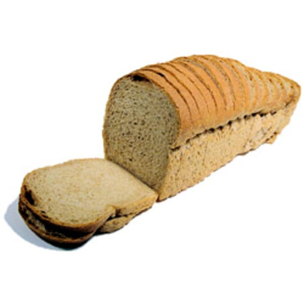 Spelt NO SUGAR added Sliced Bread