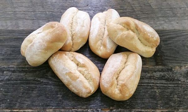 German Crusty Buns