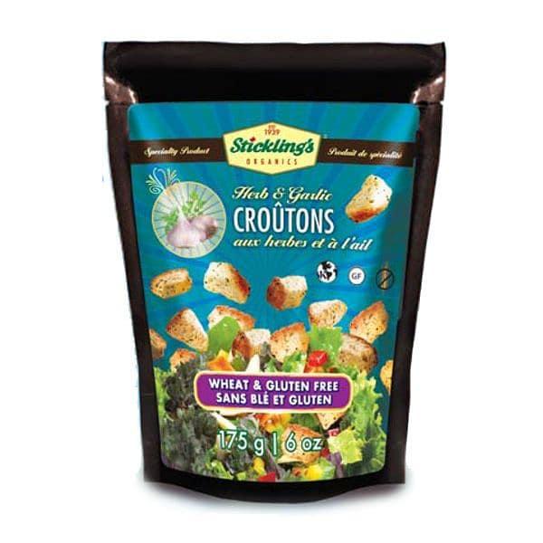 Rice Croutons - Gluten Free!