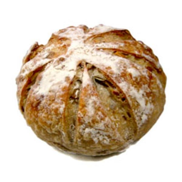 Roasted Pumpkin Seed Sourdough Loaf