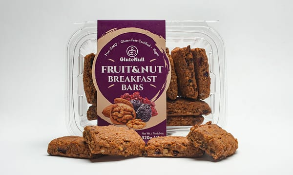 Fruit & Nut Cookies