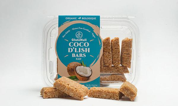 Organic Coco D'Lish Raw Paleo Bar