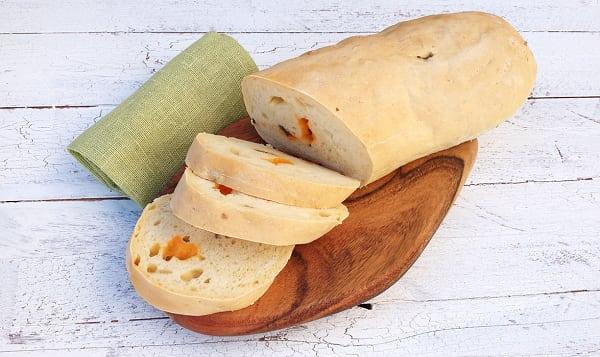 Organic Cheddar Jalapeno Loaf