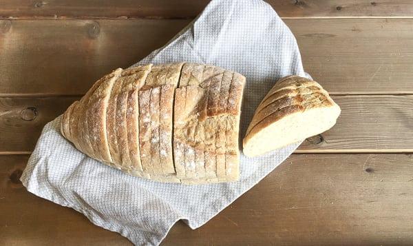 50% Rye Loaf