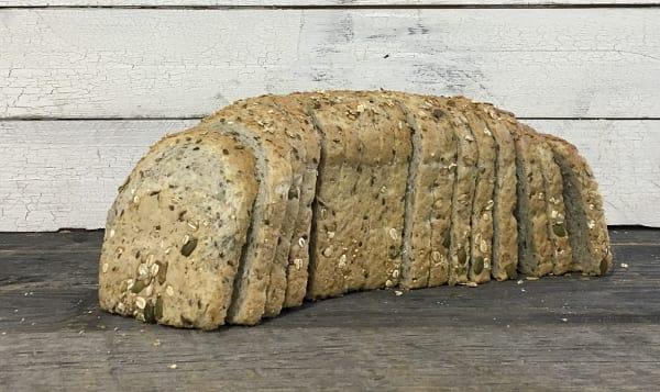 8 Grain Loaf