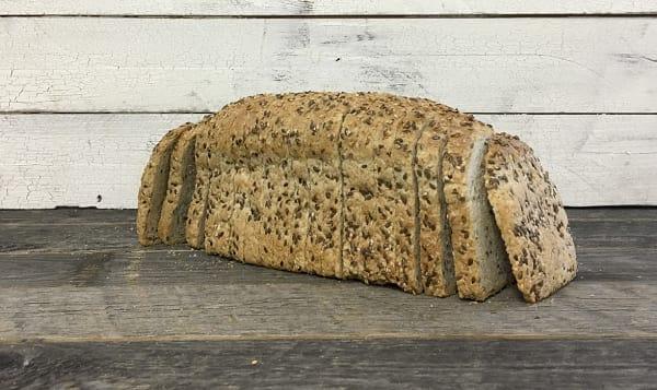 Multigrain Bread (50% rye)