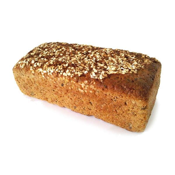 Organic Quinoa Bread with Chia and Flaxseeds
