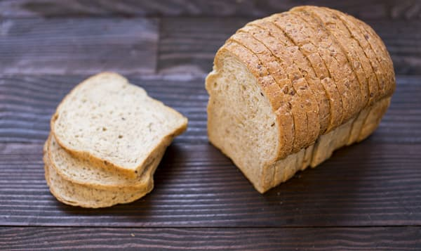 Organic Multigrain Bread, Sliced