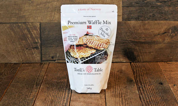 Premium Waffle Mix