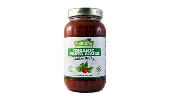 Organic Italian Herb Pasta Sauce