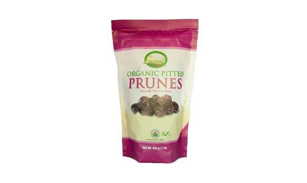 Organic Prunes
