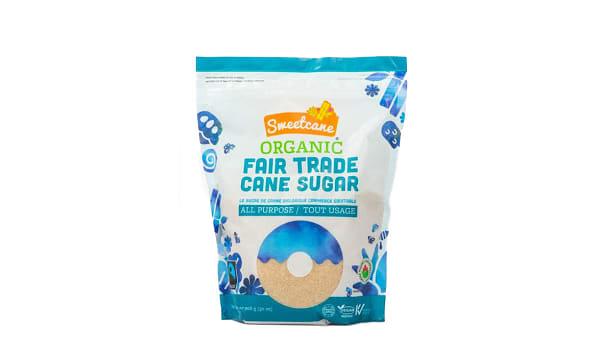 Organic Organic Fair Trade Sugar
