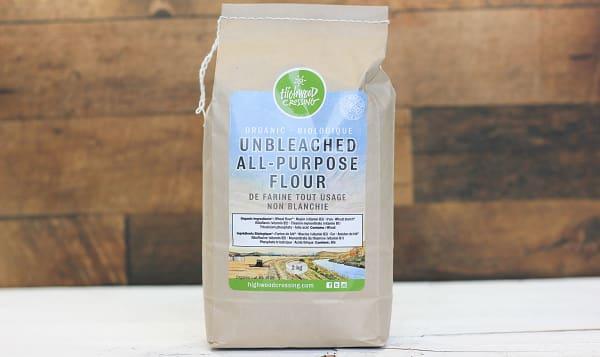 Organic All-Purpose Flour