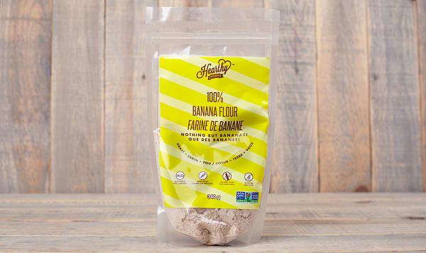 Organic 100% Banana Flour